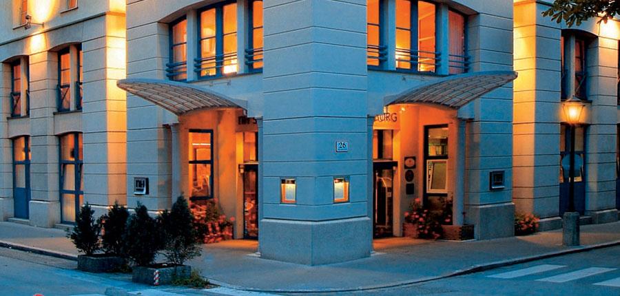 NH Salzburg City Hotel, Salzburg, Austria - Hotel exterior.jpg